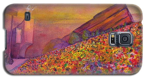 Furthur At Redrocks 2011 Galaxy S5 Case