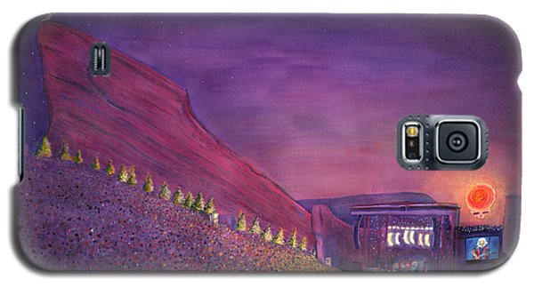 Furthur Red Rocks Equinox Galaxy S5 Case
