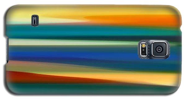 Fury Seascape Panoramic 1 Galaxy S5 Case