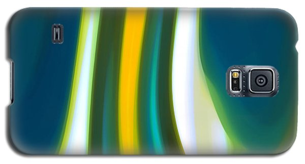 Abstract Tide 7 Galaxy S5 Case