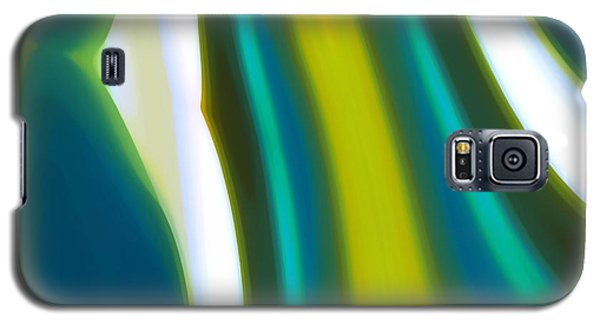 Abstract Tide 9 Galaxy S5 Case