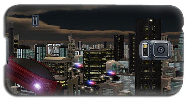 Futura 2051 Galaxy S5 Case