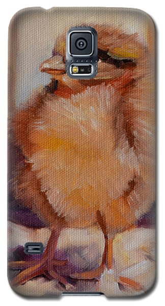 Future Egg Layer Galaxy S5 Case by Pattie Wall