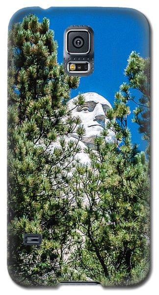 George Washington  Lan 580 Galaxy S5 Case