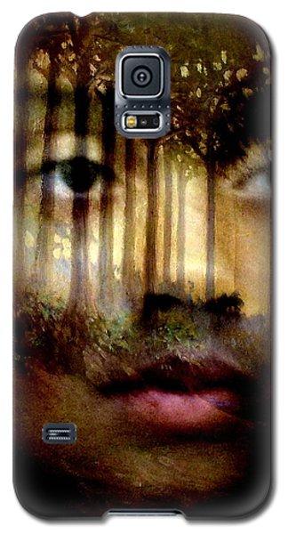 Galaxy S5 Case featuring the photograph Gaia by Jodie Marie Anne Richardson Traugott          aka jm-ART