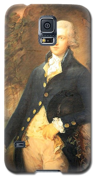 Gainsborough's Francis Bassat -- Lord De Dunstanville Galaxy S5 Case