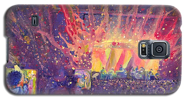 Galactic At Arise Music Festival Galaxy S5 Case