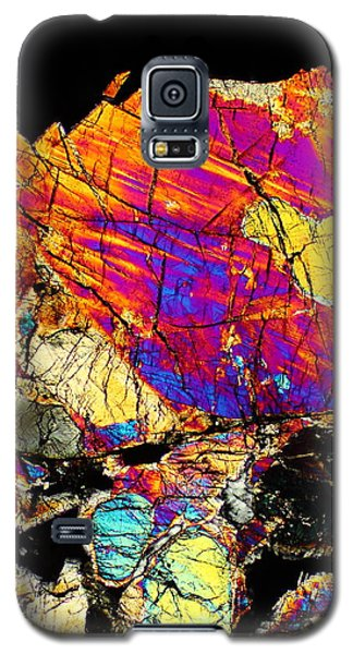 Galactic Divide Galaxy S5 Case