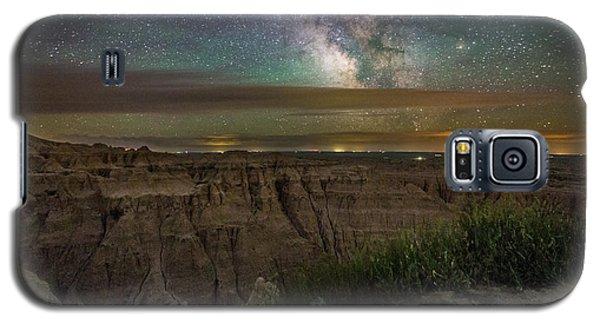 Galactic Pinnacles Galaxy S5 Case