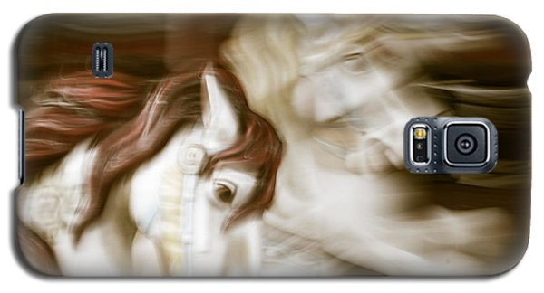 Gallop 3 Galaxy S5 Case by Takeshi Okada