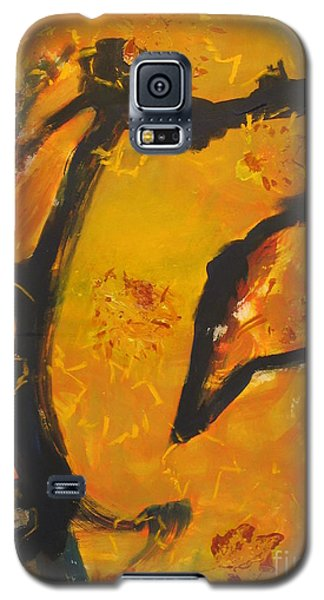 Gallop  In The Fall Galaxy S5 Case by Fereshteh Stoecklein