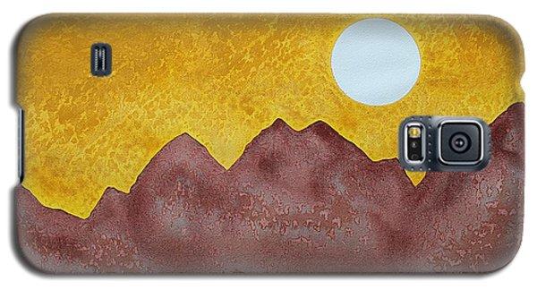 Gallup Original Painting Galaxy S5 Case