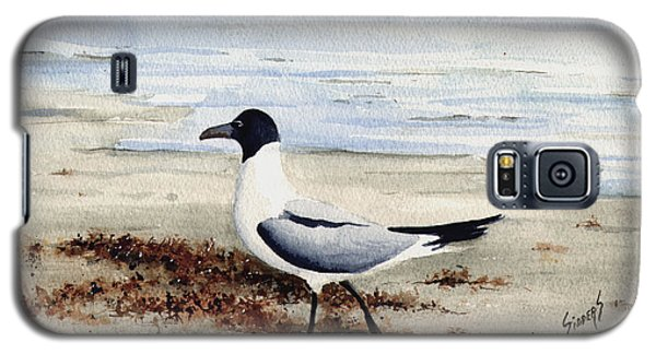 Galveston Gull Galaxy S5 Case