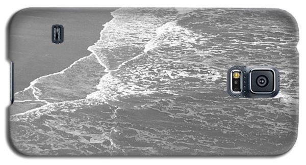 Galveston Tide In Grayscale Galaxy S5 Case