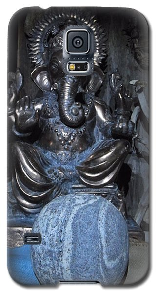 Ganesha And The Rock Of The Mystic Galaxy S5 Case