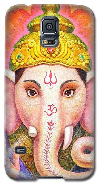 Ganesha's Blessing Galaxy S5 Case by Sue Halstenberg