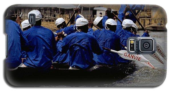 Ganvie - Lake Nokoue Galaxy S5 Case