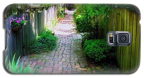 Garden Alley Galaxy S5 Case
