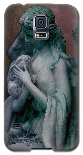 Forest Angel 3 Galaxy S5 Case by WB Johnston
