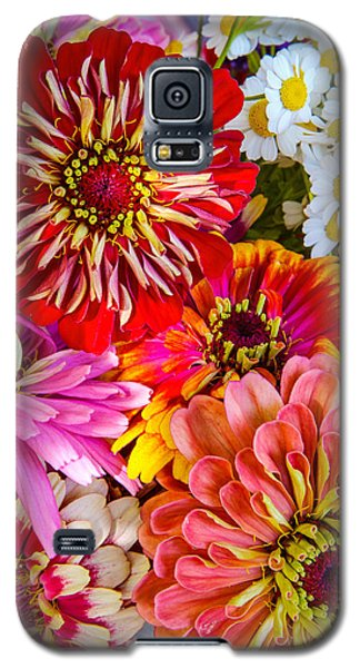 Garden Bouquet Galaxy S5 Case