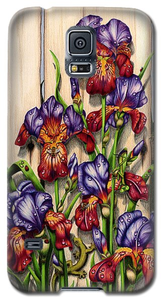 Garden Camouflage Galaxy S5 Case