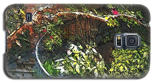 Garden Climb  Galaxy S5 Case