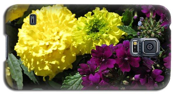 Garden Contrast Galaxy S5 Case