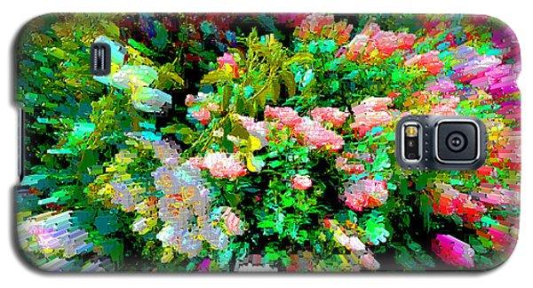 Garden Explosion Galaxy S5 Case by Alys Caviness-Gober