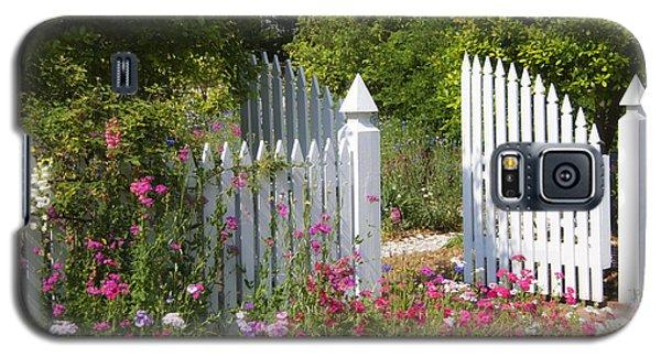Garden Gate Galaxy S5 Case
