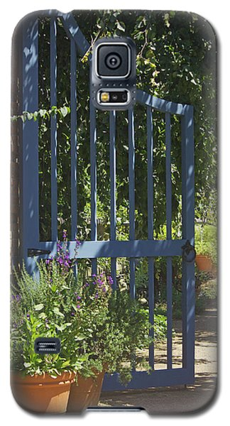 Garden Gate Galaxy S5 Case