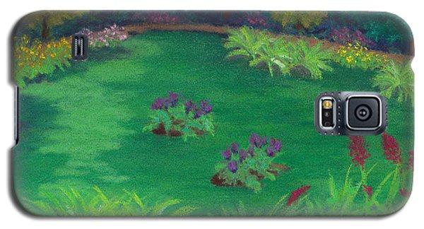 Garden In The Woods Galaxy S5 Case