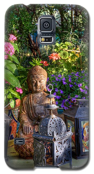 Garden Meditation Galaxy S5 Case