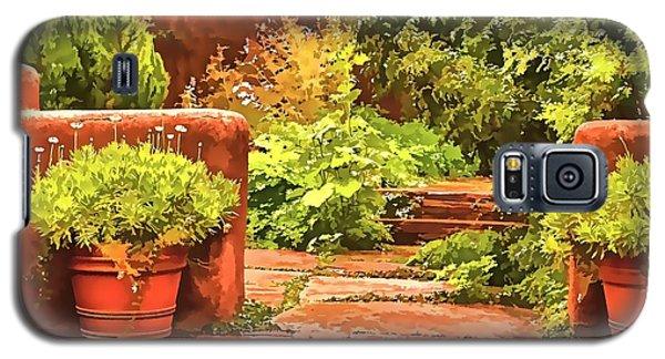 Garden Galaxy S5 Case by Muhie Kanawati