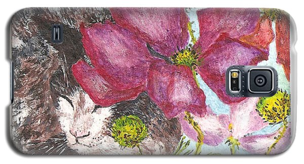 Garden Nap Galaxy S5 Case
