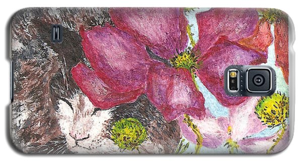 Garden Nap Galaxy S5 Case