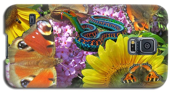 Garden Of Dreams Galaxy S5 Case
