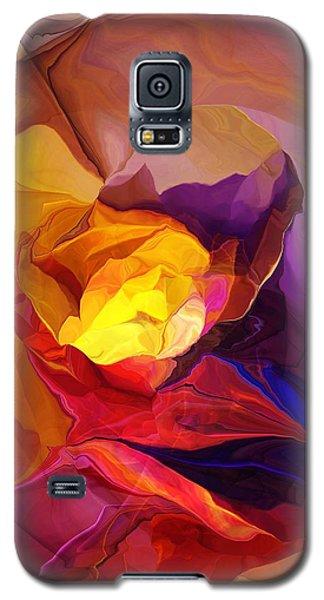 Galaxy S5 Case featuring the digital art Garden Of Gethsemane by David Lane