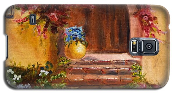 Garden Of Serenity Galaxy S5 Case