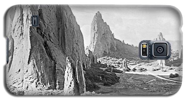 Garden Of The Gods 1915 Galaxy S5 Case