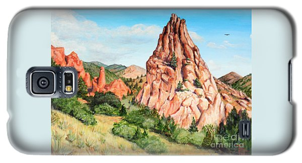 Kindergarten Rock - Garden Of The Gods Galaxy S5 Case