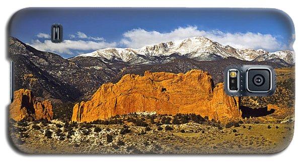 Garden Of The Gods - Colorado Springs Galaxy S5 Case