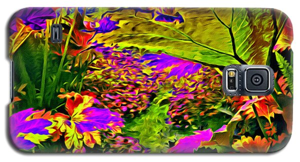 Garden Of Color Galaxy S5 Case