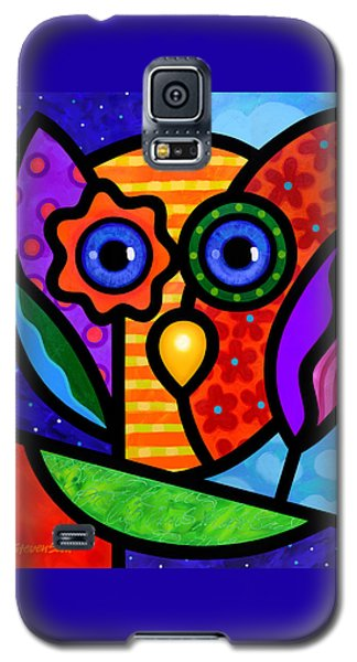 Garden Owl Galaxy S5 Case