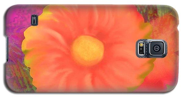 Garden Party IIi Galaxy S5 Case by Christine Fournier