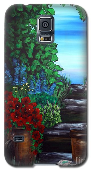 Garden Path Galaxy S5 Case