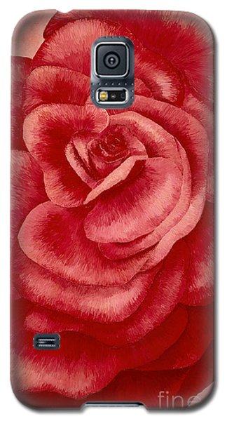 Garden Rose Galaxy S5 Case