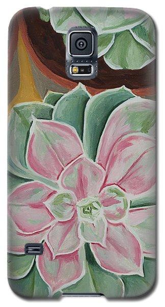 Garden Rossette Galaxy S5 Case