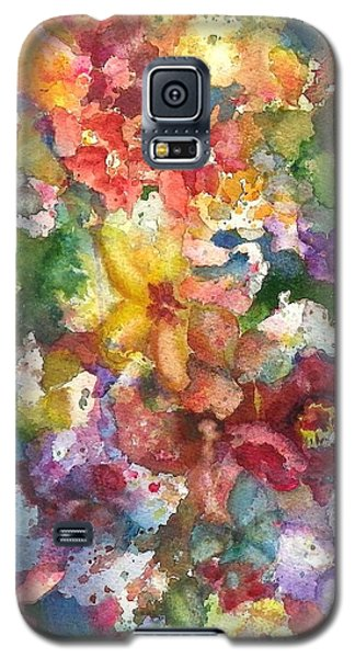 Garden - The Secret Life Of The Leftover Paint Galaxy S5 Case