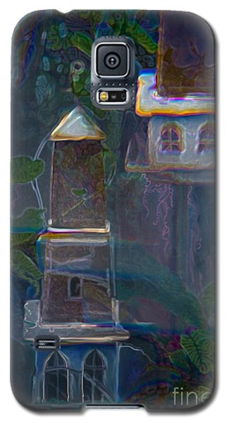 Garden Towers Galaxy S5 Case by Adria Trail