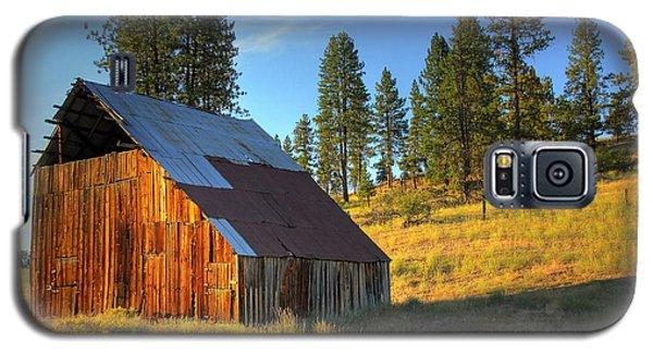 Garden Valley Barn Galaxy S5 Case